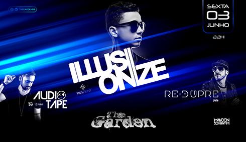 03/06/16 T G - Illusionize + Redupre + Audio Tape