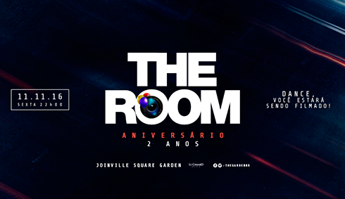 11/11/16 The Room 2 anos