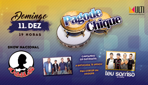 11/12/16 Pagode Chique