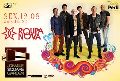 12/08/16 Roupa Nova