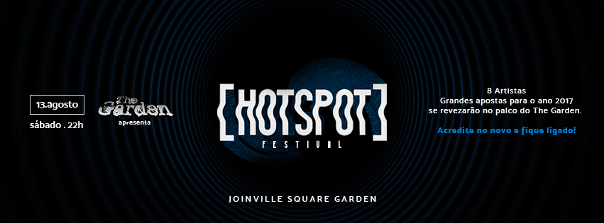 13/08/16 T G - HOTSPOT FESTIVAL