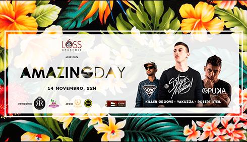 14/11/16 Amazing Day