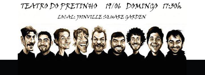 19/06/16 Teatro do Pretinho