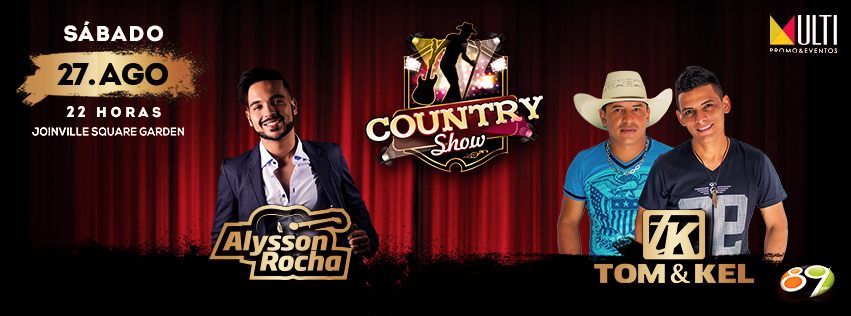 27/08/16 Country Show