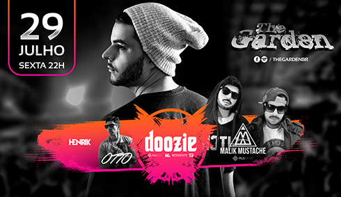 29/07/16 T G - Doozie + Malik Mustache