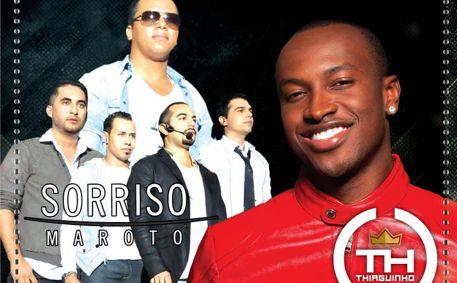 29/07/16 Thiaguinho + Sorriso Maroto + Samba Aí