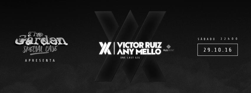 29/10/16 T G - Special Case Victor Ruiz AV Any Mello