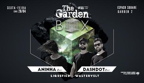 The Garden Box - Aninha + Dashdot