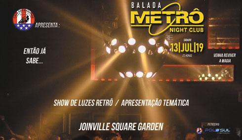Balada Metrô