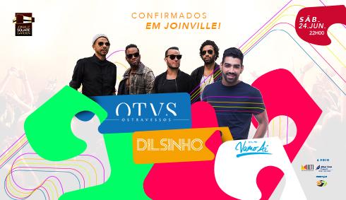 Dilsinho + Os Travessos