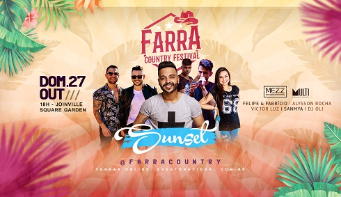 FARRA Country Sunset