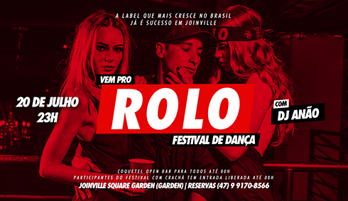 ROLO Especial Festival de Dança 2018