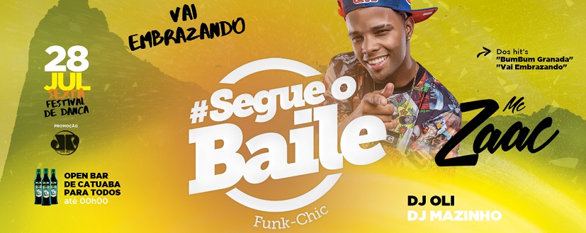 SegueoBaile | MC Zaac