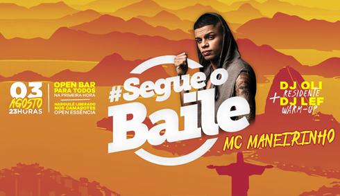 SegueoBaile do Chefe   MC Maneirinho
