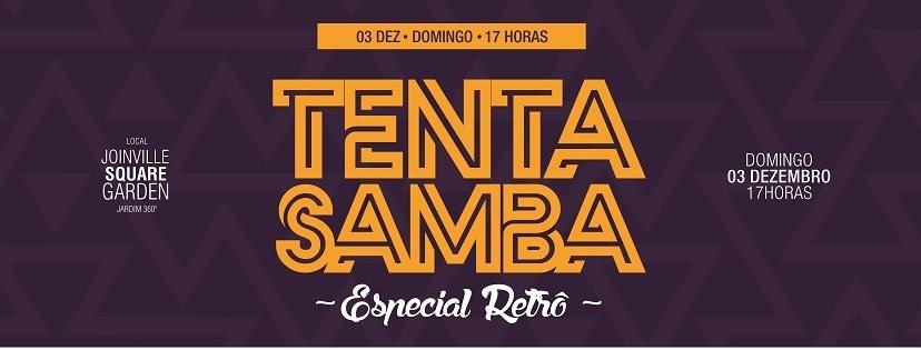 Tenta Samba Especial Retrô