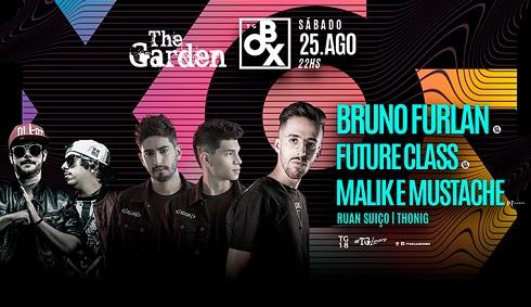 The Garden BOX - Bruno Furlan | Future Class | Malik Mustache
