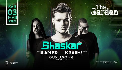 The Garden - Bhaskar : Kamer : Krash!