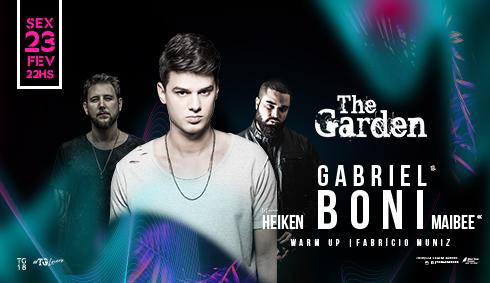 The Garden - Gabriel Boni