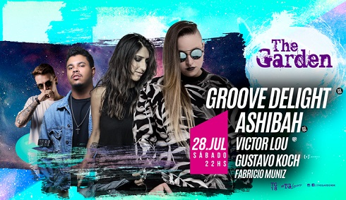 The Garden - Groove Delight | Ashiba | Victor Lou