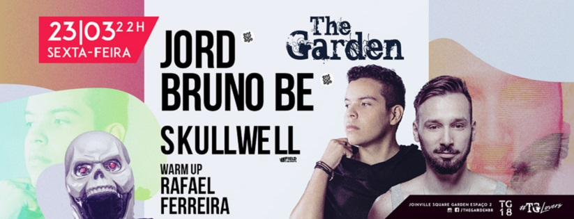 The Garden - JORD : Bruno Be : Skullwell