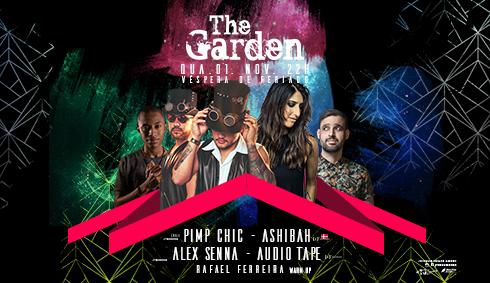 The Garden - Pimp Chic   Ashibah